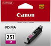 Canon - 251 Ink Cartridge - Magenta