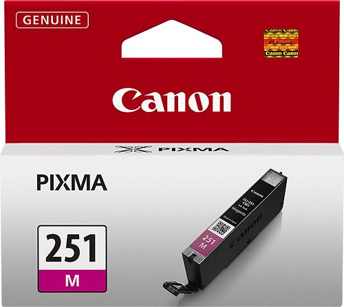 Canon - 251 Ink Tank - Magenta