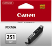 Canon - 251 Ink Tank - Gray