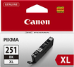 Canon - 251XL High-Yield Ink Cartridge - Black