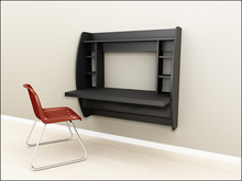 Prepac - Floating Desk - Black (772398522142)