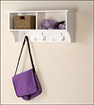 """Prepac - 36"""" Entryway Cubby Shelf"""