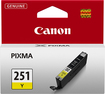 Canon - 251 Ink Cartridge - Yellow