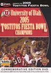 2005 University Of Utah Fiesta Bowl (dvd) 7069129