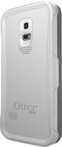 OtterBox - Preserver Series Case for Samsung Galaxy S 5 Cell Phones - White/Gunmetal Gray
