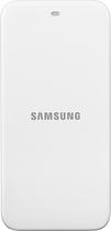 Samsung - Spare-Battery Charging System for Samsung Galaxy S 5 Cell Phones - White