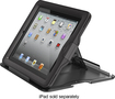 LifeProof - nüüd Case for Select Apple® iPad® Models - Black