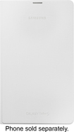 "Samsung - Simple Cover for Samsung Galaxy Tab S 8.4"" Tablets - Dazzling White"