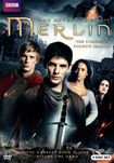 Merlin: The Complete Fourth Season [4 Discs] (dvd) 7078332