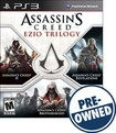 Assassin's Creed: Ezio Trilogy - Pre-owned - Playstation 3 7088378