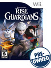 Rise of the Guardians: The Video Game — PRE-OWNED - Nintendo Wii