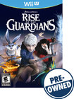 Rise of the Guardians: The Video Game — PRE-OWNED - Nintendo Wii U