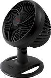 Honeywell - Turbo Force Oscillating Table Fan - Black