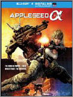 Appleseed Alpha (Blu-ray Disc) (Ultraviolet Digital Copy) (Eng/Fre/Ger/Spa) 2014