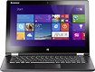 "Lenovo - Geek Squad Certified Refurbished 13.3"" Touch-Screen Laptop Intel Core i5 4GB Memory 500GB HDD - Black"