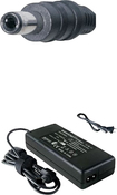 Laptop Battery Pros - 65w Ac Power Adapter For Select Ibm Laptops - Black