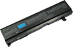 Laptop Battery Pros - 6-cell Lithium-ion Battery For Select Toshiba Laptops - Black