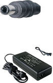 Laptop Battery Pros - 90w Ac Power Adapter For Select Ibm Laptops - Black