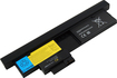 Laptop Battery Pros - 8-cell Lithium-ion Battery For Ibm Lenovo Thinkpad X200 Series Tablets - Black