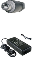 Laptop Battery Pros - 65W AC Power Adapter for Select Dell Laptops - Black