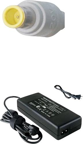 Laptop Battery Pros - 65W AC Power Adapter - Black