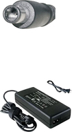 Laptop Battery Pros - 65W AC Power Adapter for Select HP Laptops - Black