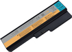 Laptop Battery Pros - 8-cell Lithium-ion Battery For Select Lenovo Laptops - Black