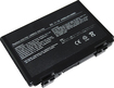 Laptop Battery Pros - 6-Cell Lithium-Ion Battery for Select Asus Laptops - Black