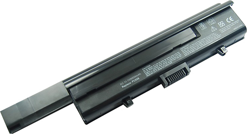 Laptop Battery Pros - 9-Cell Lithium-Ion Battery for Dell XPS 1530 and M1530 Laptops - Black
