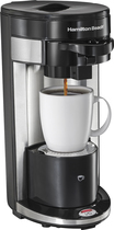 Hamilton Beach - Flexbrew Single-serve Coffeemaker - Black 7098723