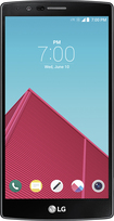 LG - G4 Cell Phone - Metallic Gray (Sprint)