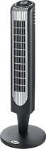 Holmes - Oscillating Tower Fan - Black