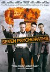 Seven Psychopaths [includes Digital Copy] [ultraviolet] (dvd) 7117125