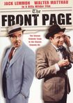 The Front Page (dvd) 7120796
