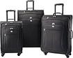 American Tourister - Pop Expandable Spinner Suitcase Set (3-Piece) - Black