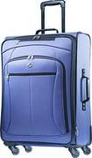 American Tourister - Pop Expandable Spinner Suitcase Set (3-Piece) - Purple