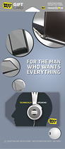 Best Buy GC - $75 For the Man Who Wants Everything Gift Card