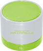 TekNmotion - Air Capsule Portable Speaker for Most Bluetooth-Enabled Devices - Green