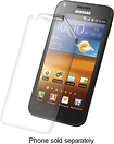 ZAGG - InvisibleSHIELD HD for Samsung Galaxy S II Mobile Phones (Sprint)