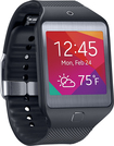 Samsung - Geek Squad Certified Refurbished Gear 2 Neo Smartwatch with Heart Rate Monitor - Black