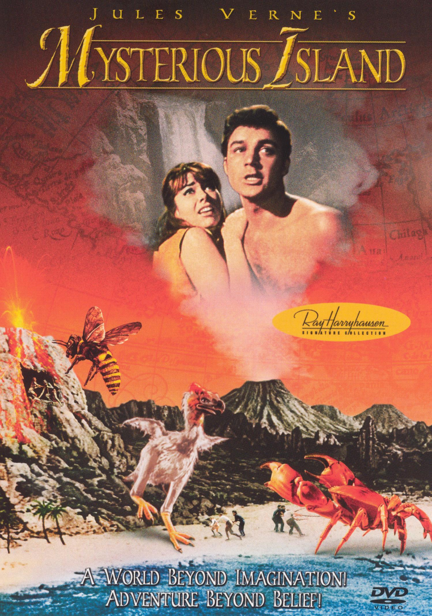 Mysterious Island (dvd) 7147367