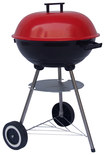 Brentwood Charcoal Grill Red/Black 91591732M