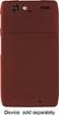 Platinum Series - Case for Motorola DROID RAZR MAXX Cell Phones - Red