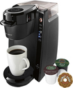 Mr. Coffee - Single-Cup Coffeemaker - Black