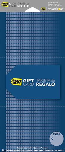 Best Buy Gc - $20 Spanish Gift Card