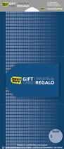 Best Buy GC - $200 Hispanic Gift Card - Multi