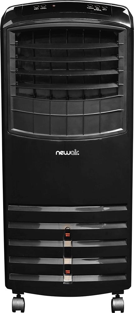 Newair - Portable Evaporative Cooler - Black 7186032