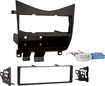 Metra - Radio Installation Kit for Most 2003-2007 Honda Accord Vehicles - Black