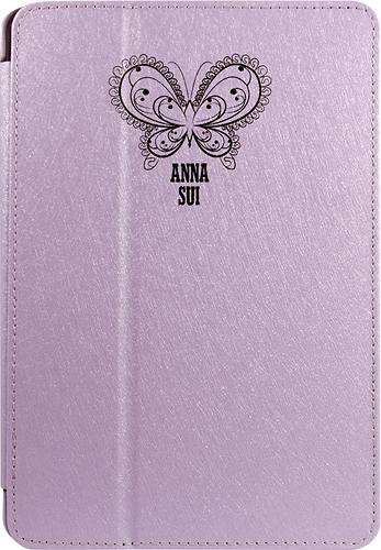 Anna Sui - Folio Hard Case for Apple® iPad® mini - Purple