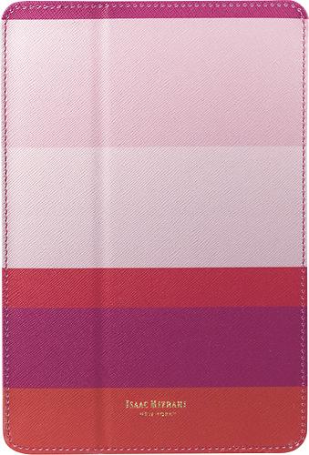 Isaac Mizrahi New York - Folio Hard Case for Apple® iPad® mini - Pink Stripes